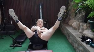 Working Out Mom Turns Into Sex POV