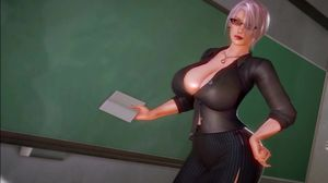 Teacher : Ivy Valentine 2 - Honey Select..
