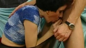 Old And Horny Mama Fucked In Tight..