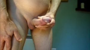 Feeling so horny-second cumshot