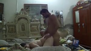 Indian housewife moaning hard and..