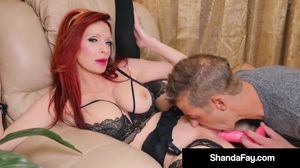 Canadian Housewife Shanda Fay Is Banged..