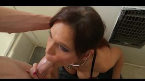 Mom can't resist son's Big Cock