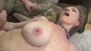 Taboo home sex with busty sexy mothers