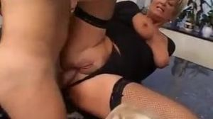 Mature karola and friends anal