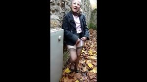 french mature outdoor.mp4