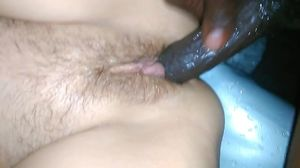 Interracial FICKEN MIT Gina SQUIRTING..