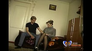 Slut Stepmom makes her 19 years old son..