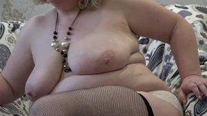 anal with a toy mature milf with huge tits