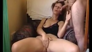 Wife masturbating in front of her..