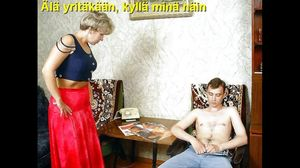 Slideshow with Finnish Captions: Russian..