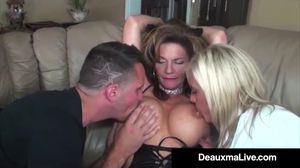 Role Play by Sexy Cat Woman Milf Deauxma..